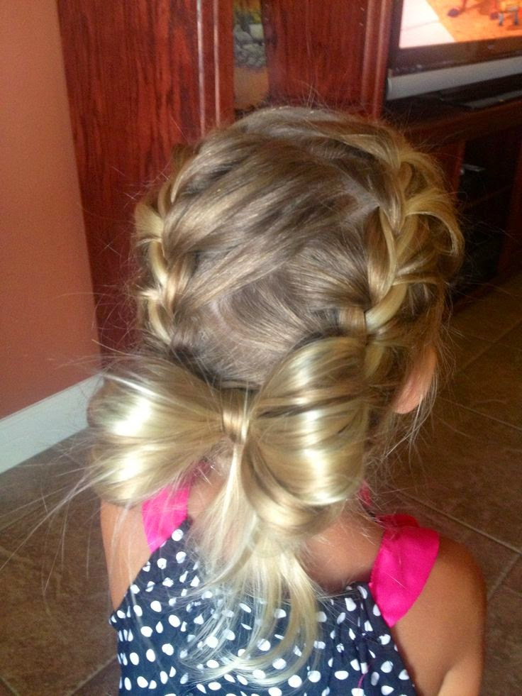 New Easy Cute Girl Hairstyles Collection 2015-2016 ~ Fashionip