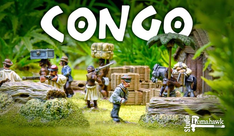 Resultado de imagen de CONGO studio tomahawk