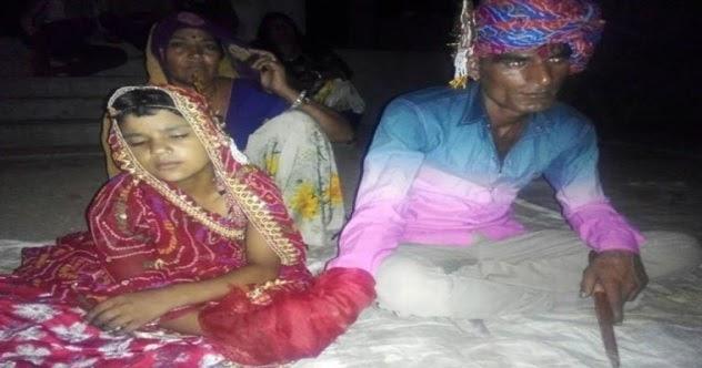 lelaki berusia 35 tahun berkahwin dgn budak perempuan umur