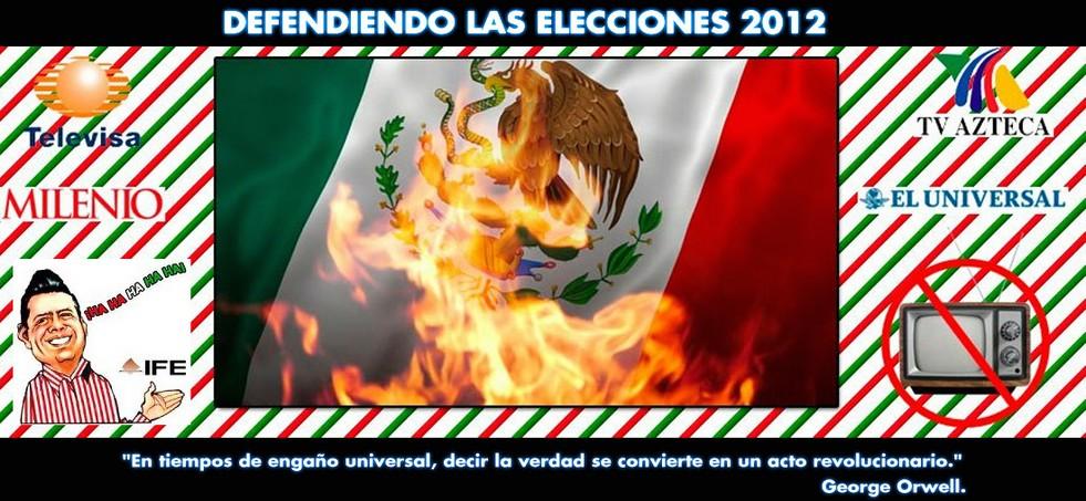 Defendiendo las elecciones 2012