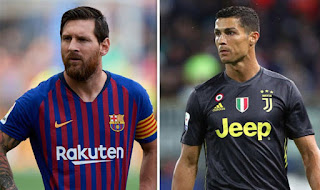 2018 Ballon d'Or: Ronaldo, Messi miss out of 'three-man final shortlist'