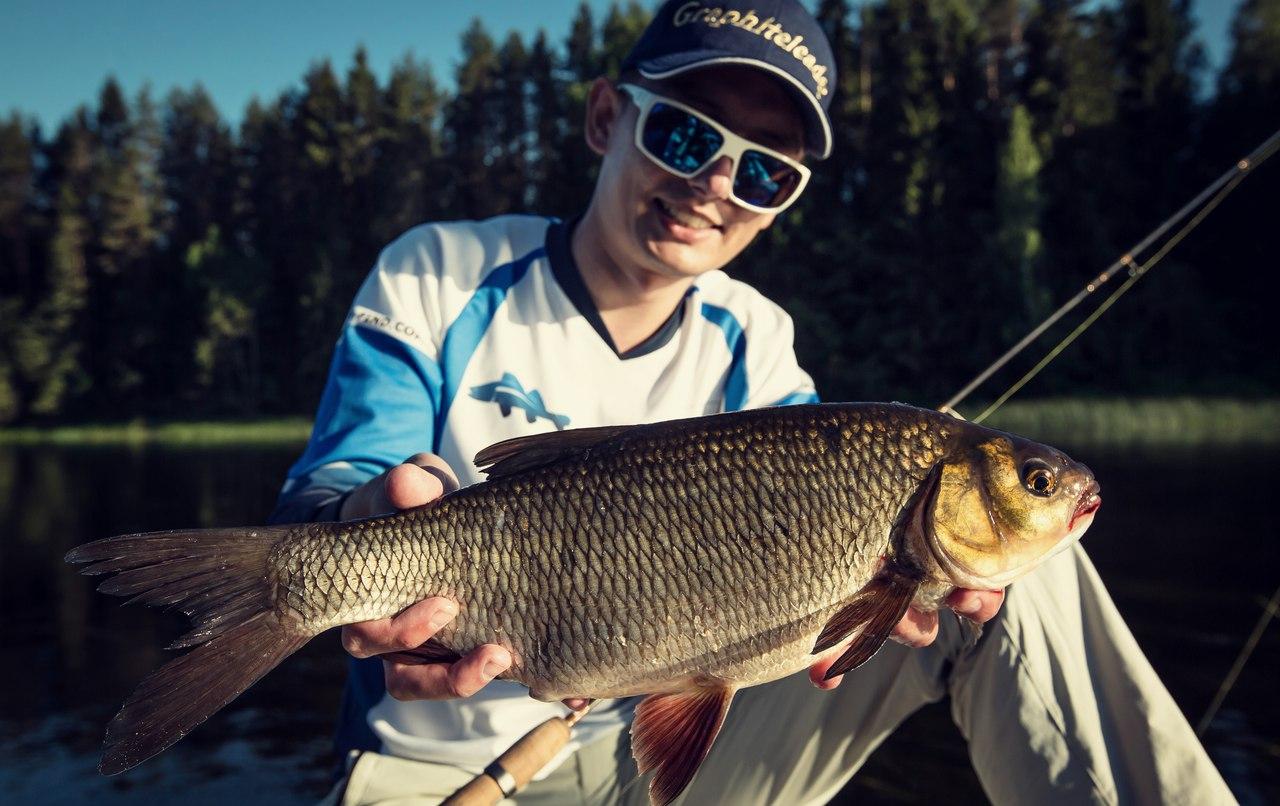 рыбалка на вологодчине
