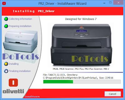 Olivetti Passbook Printer Driver For Windows 7