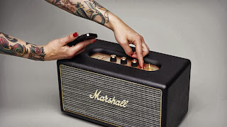 Marshall Stanmore Bluetooth Speaker image