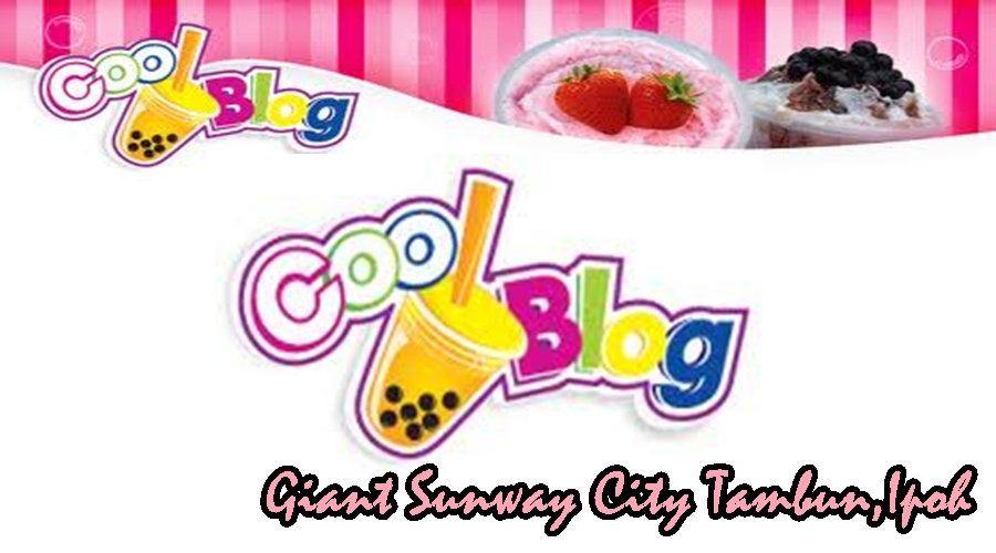 Coolblog Giant Sunway City Ipoh