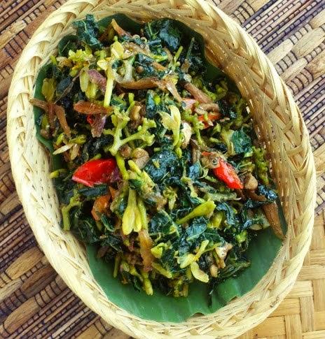Resep Masakan Tumis Bunga Pepaya | Aneka Resep Kue Masakan dan Minuman