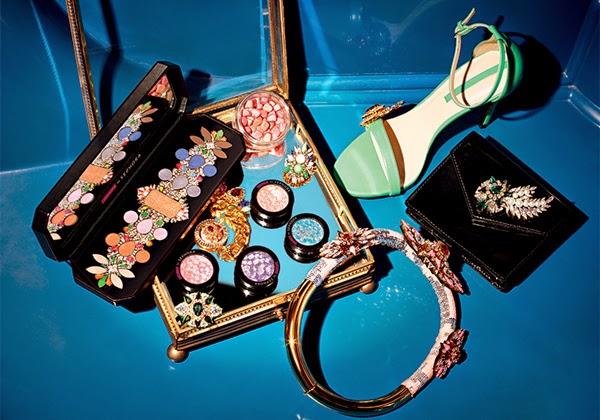 coleção de make Shourouk para Sephora