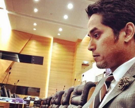 Anugerah Meletop Era 2016 Senarai Khairy Jamaluddin