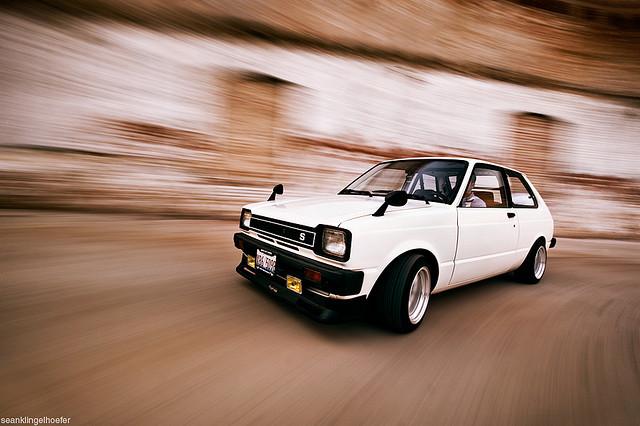 Toyota Starlet, P6