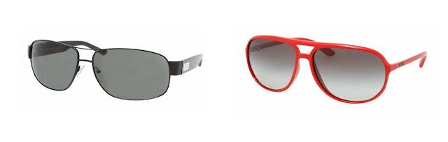 """Gafas de sol Prada modelo """"Pr61Ls"""" y """"Pr 09Ms"""
