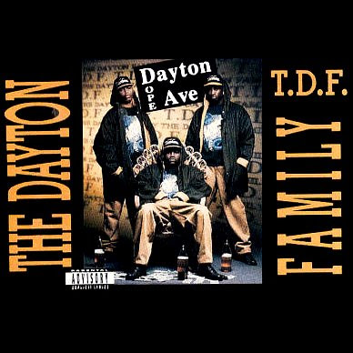 The Dayton Family – Dope Dayton Ave EP (1994) (192 kbps)