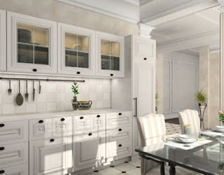 white kitchen cabinets for kitchen