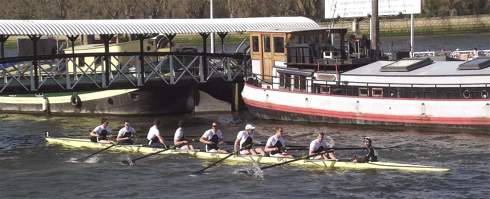 hear the boat sing the head of the river race 2014 not waiving leander i were the first crew to pass the finish line which is just above the ubr stone marking the start of the oxford cambridge boat race