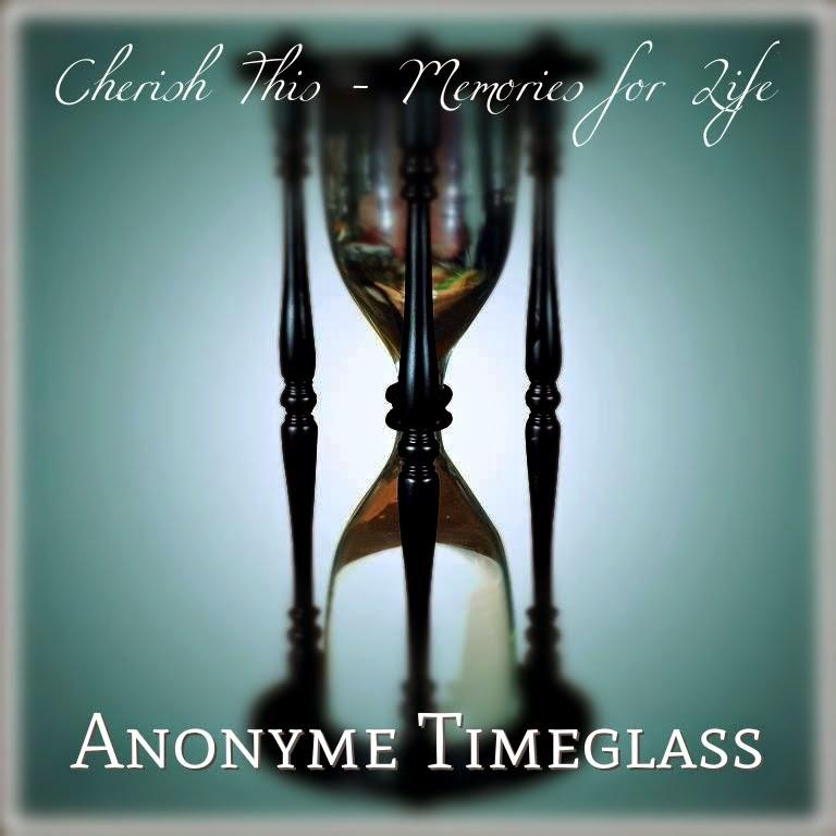 """Cherish This skal ha ha ein runde med utfordringen """"Anonyme timeglass"""". Sjekk bloggen for meir info"""