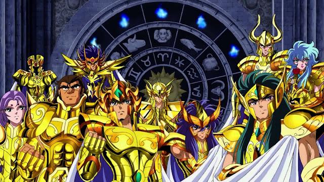 casamento Cavaleiros do Zodiaco