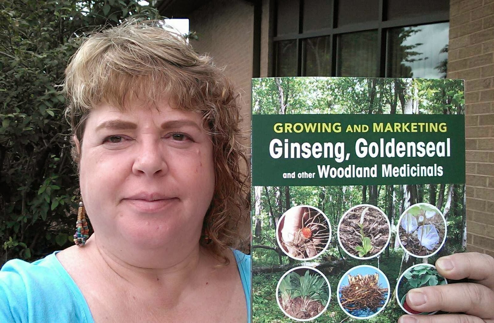 Growing and Marketing Ginseng Goldenseal and Other Woodland Medicinals book
