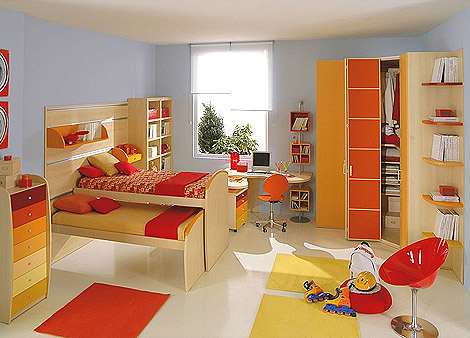 Kids Furniture Ideas on Furniture  Kids Room Furniture Designs Ideas