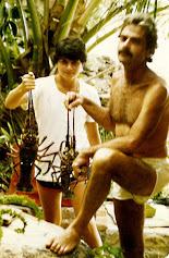 Buddy Berlin & son Danny