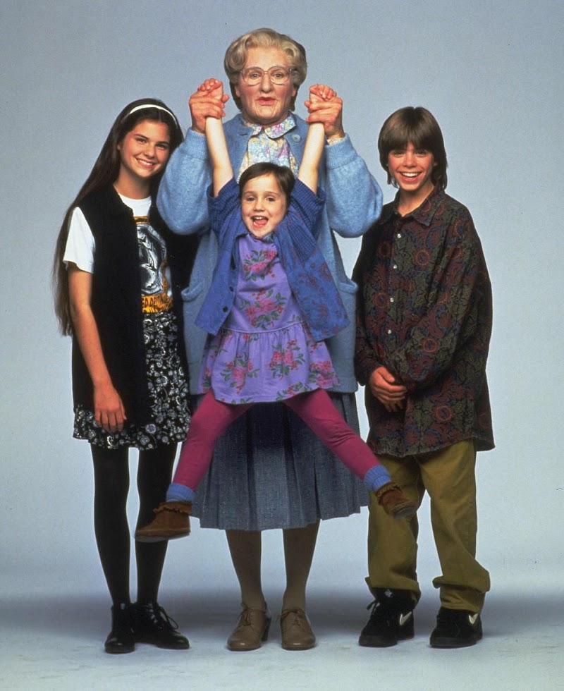 mrs doubtfire You searched for: mrs doubtfire etsy is the home to thousands of handmade,  vintage, and one-of-a-kind products and gifts related to your search no matter.