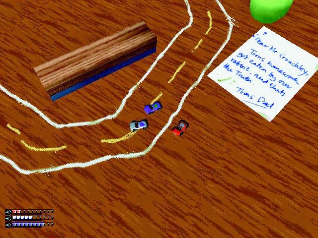 http://ramblingfoxreviews.blogspot.co.uk/2014/04/micromachines-v3-game-review.html