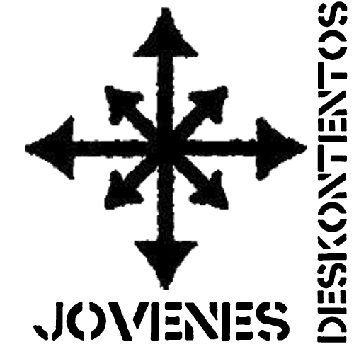 JOVENES DESKONTENTOS