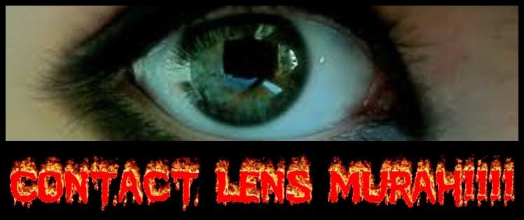 Contact Lens Murah!!!