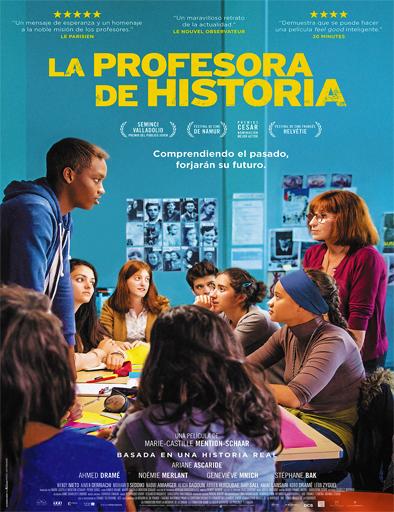Ver La profesora de historia (Les héritiers) (2014) Online