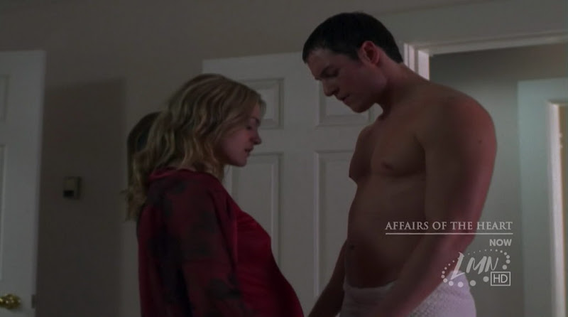 Tahmoh Penikett Shirtless in Hush