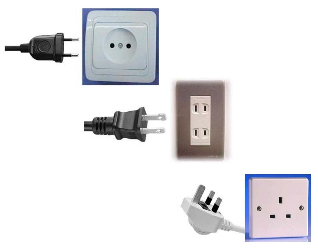 Tecnico en sitemas electricos - Enchufes de luz ...