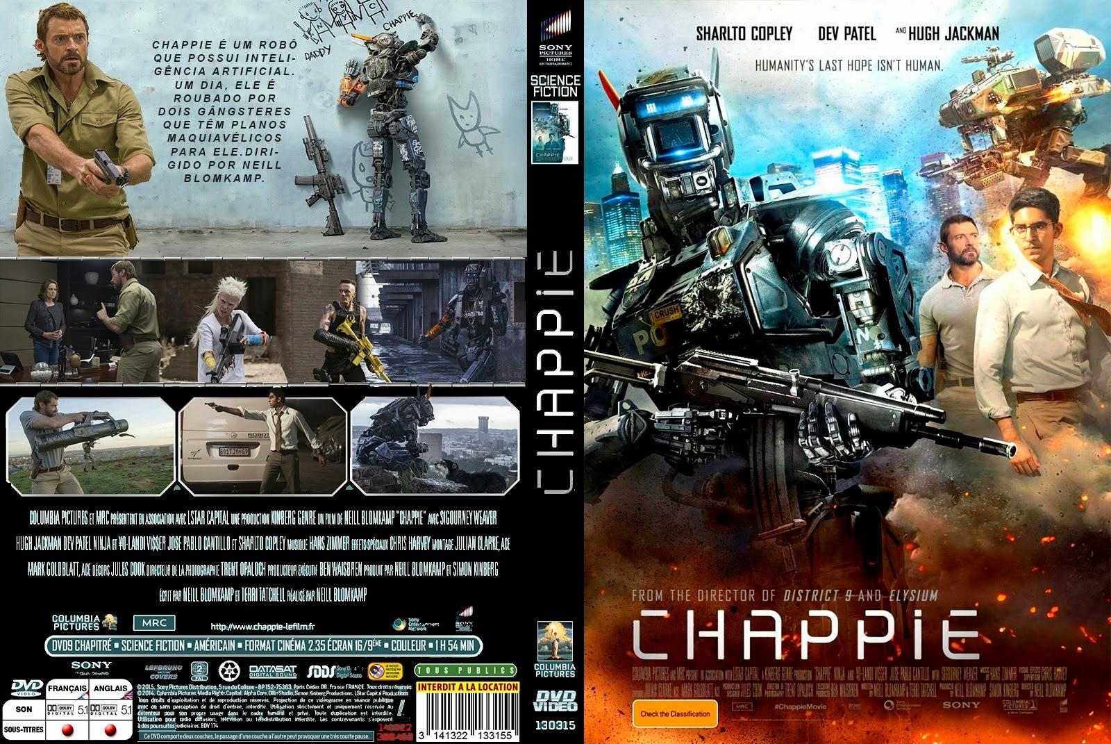 Baixar Chappie DVD-R Chappie 2Bcap 2B02