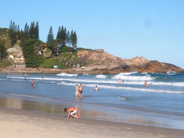 Playas Florianopolis Brazil