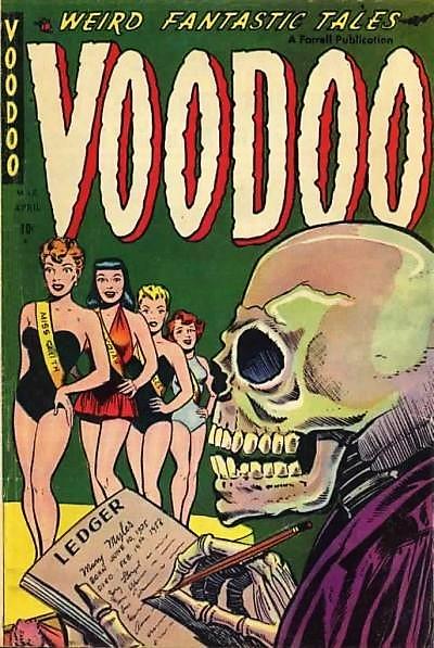 Voodoo Voo-Doom Voodoo !