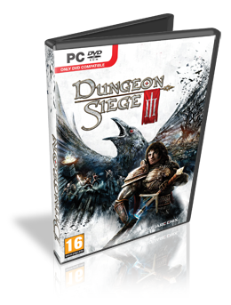 Download Dungeon Siege PC Gamer (RELOADED) 2011