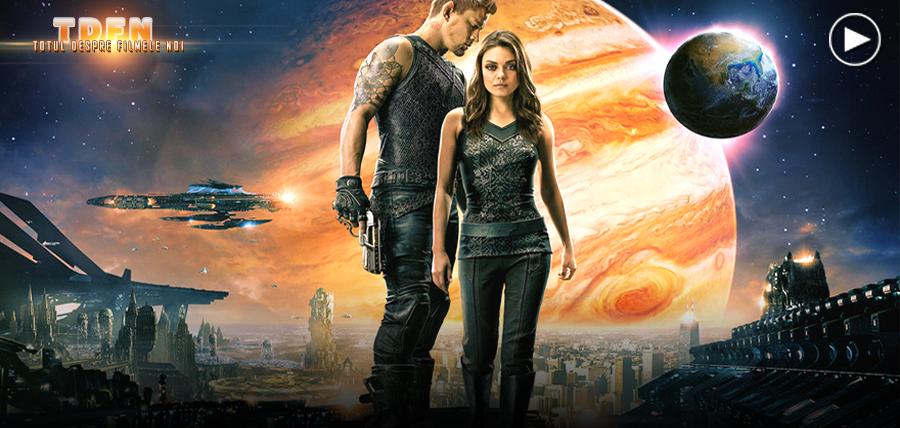 O bucăţică unică din universul sci-fi al fraţilor Wachowski în trei clipuri noi din filmul Jupiter Ascending