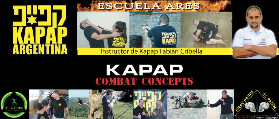 Instructor de Kapap Fabin Cribella