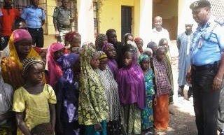 Children being trafficked in Ogun state