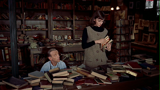 Bookstore, Embryo Concepts, in the musical Funny Face starring Audrey Hepburn and Fred Astaire