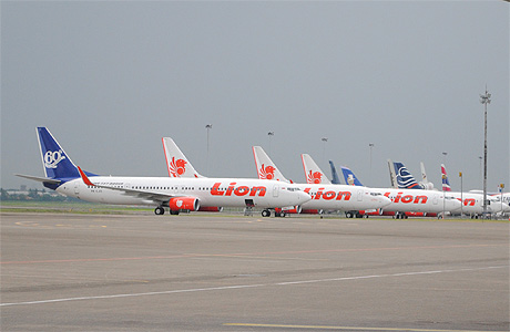 Lion Air Boeing 737 NG