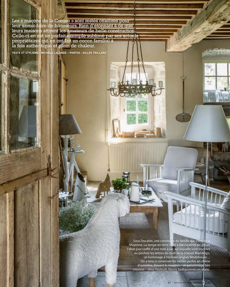Revue de presse 14 - Magazine de decoration maison ...