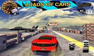 Screenshots of the Top Gear Stunt School Revolution for Android tablet, phone.