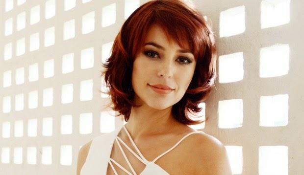 A atriz Paolla Oliveira radicalizou ao mudar o visual