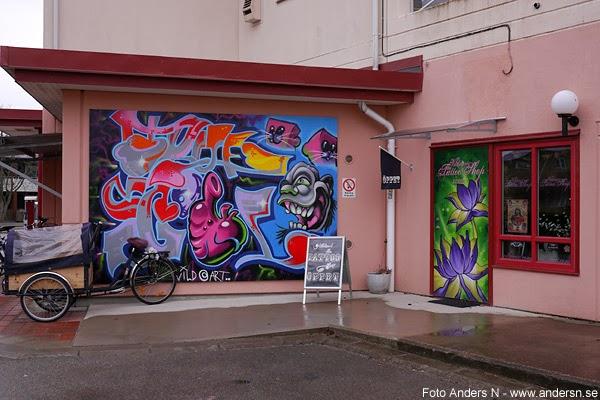 vårgårda, tatuering, grafitti, väggmålning