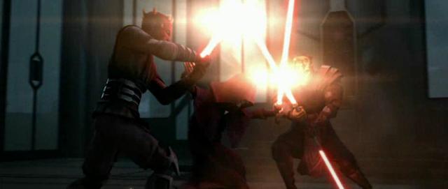Lightsaber Rattling: Clone Wars Season 5: Darth Maul Arc ...