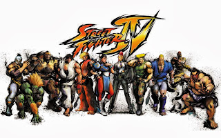street fighter 4, gamePC