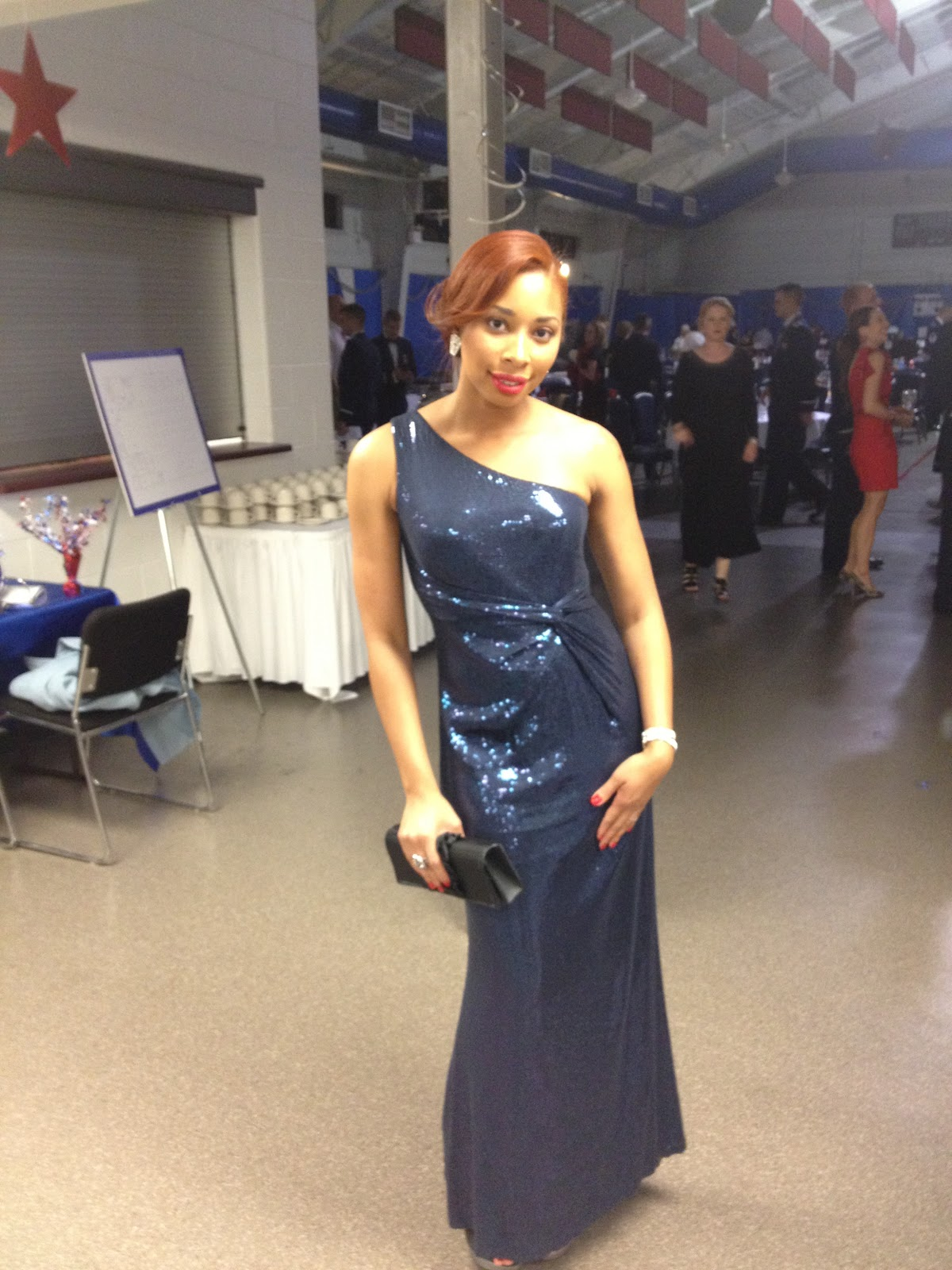 2012 Air Force Ball | poise and pumps