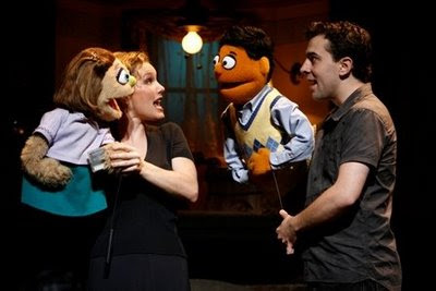Avenue Q Taking a world view, I don't think there's a global ethnic ...