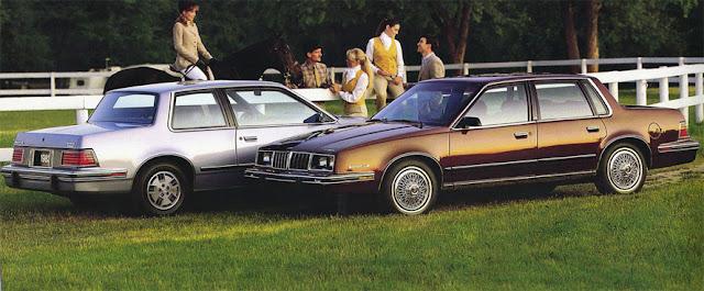 ポンティアック 6000 | Pontiac 6000(1982-91)