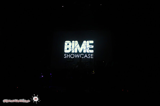BIME 2013, Showcase, Directo, Concierto, Live