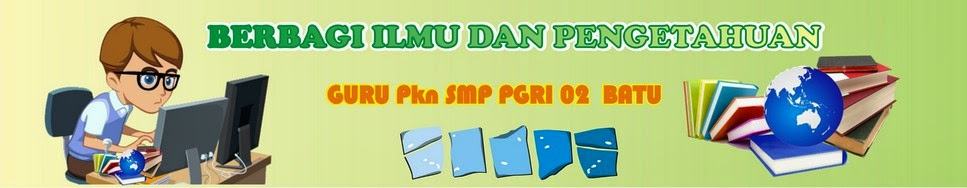 GURU PKn SMP PGRI  02  BATU