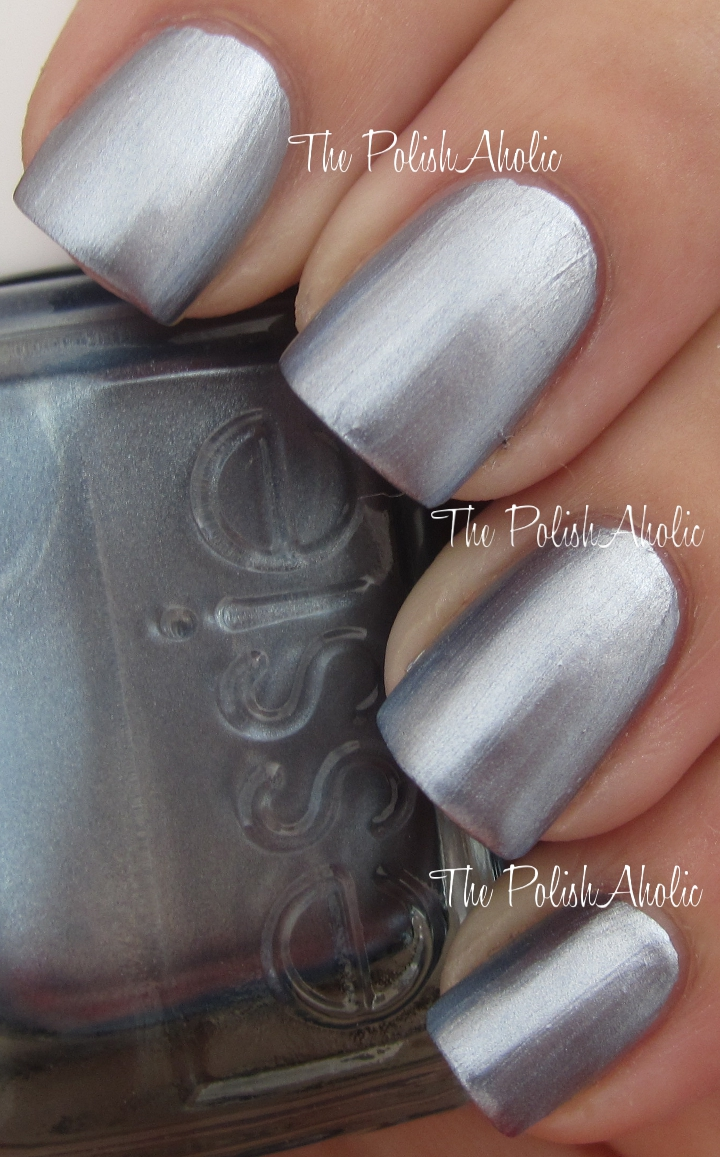 The PolishAholic: Essie Mirror Metallics Collection Swatches!